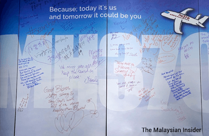 Malaysia remains hopeful of MH370 find by end of the search this year, says PM