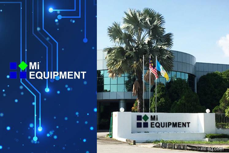 Mi Equipment rises 4.44% on positive technicals