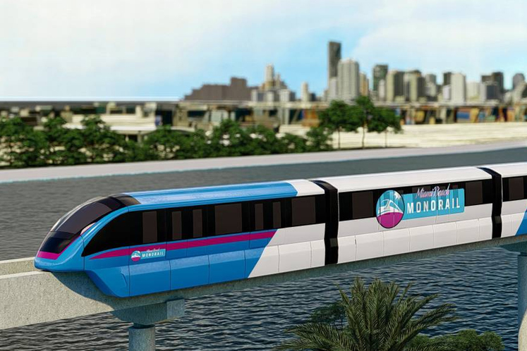 Miami-Dade commissioners want to reduce US$59m yearly tab for Miami-South Beach monorail link — report
