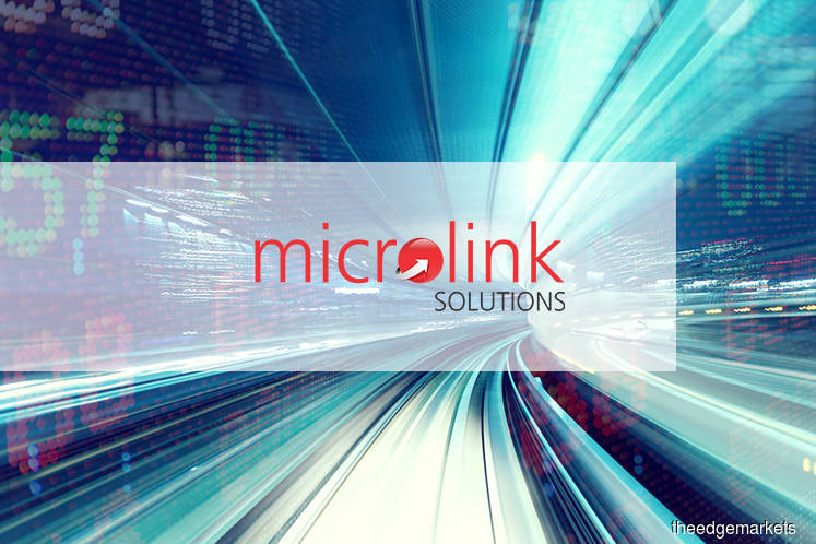 Stock With Momentum: Microlink Solutions