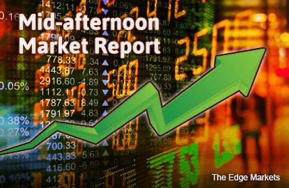 KLCI up on China data, Asian market gains