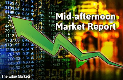 KLCI higher, ringgit firmer following Malaysia's revised budget announcement
