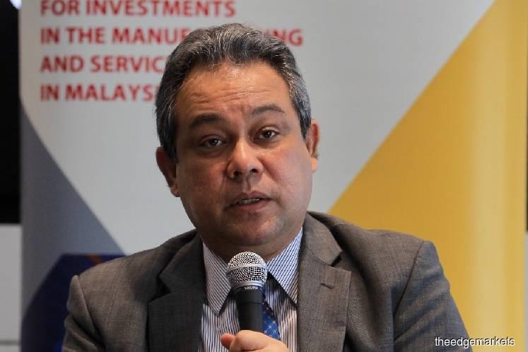 Datuk Azman Mahmud (Photo credit: theedgemarkets)