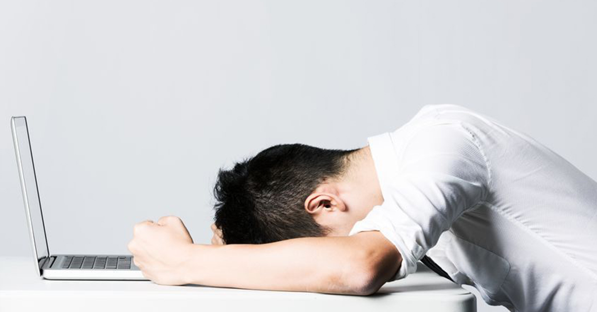 Millennials are the most stressed-out generation at work
