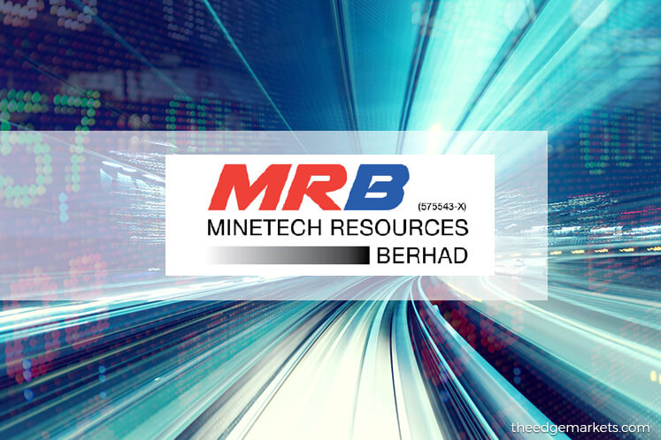 Stock With Momentum: Minetech Resources