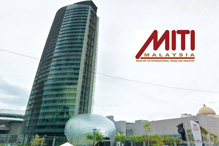 MITI approved RM91.9 bil investments in manufacturing, services & primary sectors in 1H2019