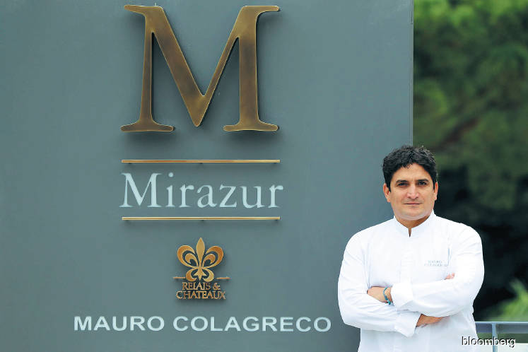 Food: Mirazur is world's best restaurant