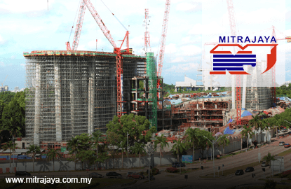 Mitrajaya tendering for RM2.7b worth of projects