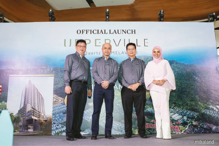 Mitraland launches Upperville in Melawati