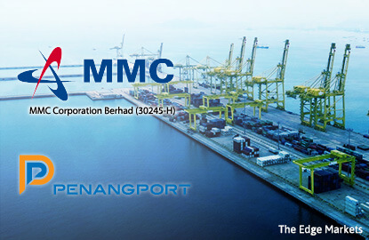 MMC Corp acquiring 49% stake in Penang Port for RM200m