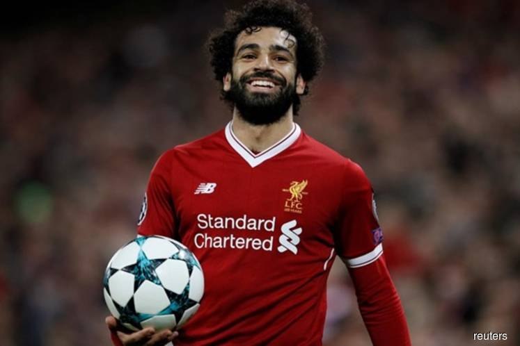Salah flies to Russia but does not train with team