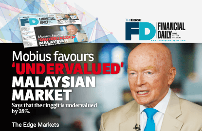 Mobius favours Malaysian market