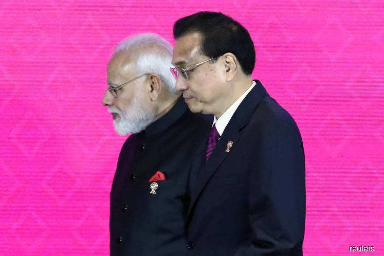 China says RCEP trade deal could provide opportunities for India's exports