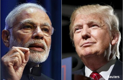 Indian PM urges U.S. to keep an open mind on visas for skilled workers