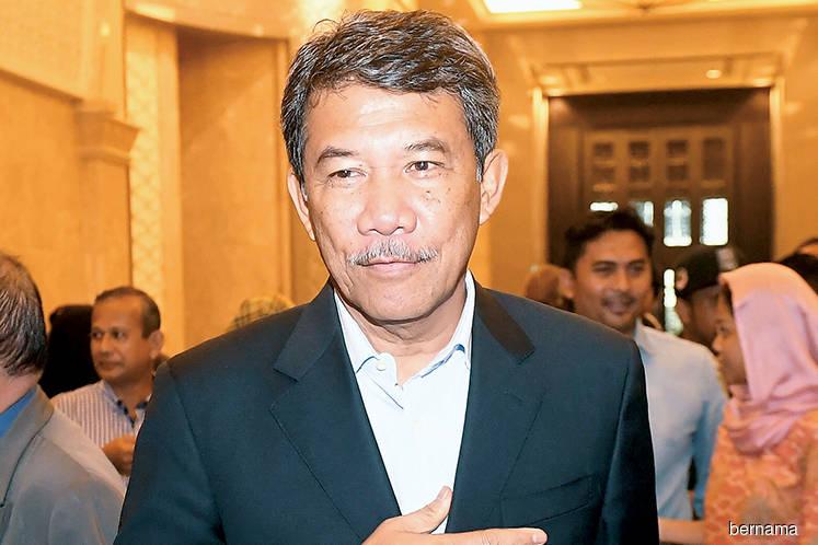 'We're married,' says Tok Mat on Umno-PAS ties