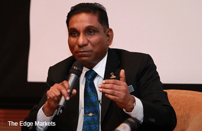 Govt looking at taxing income derived from digital economy, says Irwan Serigar