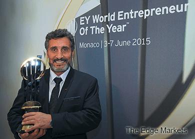 EY Entrepreneur Of The Year Malaysia 2016: EY celebrates the achievements of entrepreneurs
