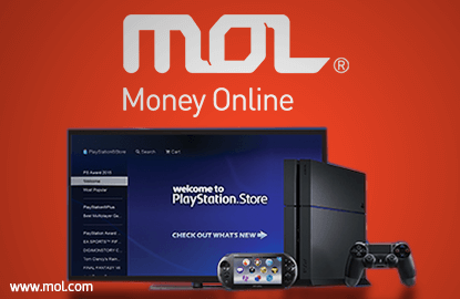 MOL partners with Sony Computer Entertainment to provide MOLpoints
