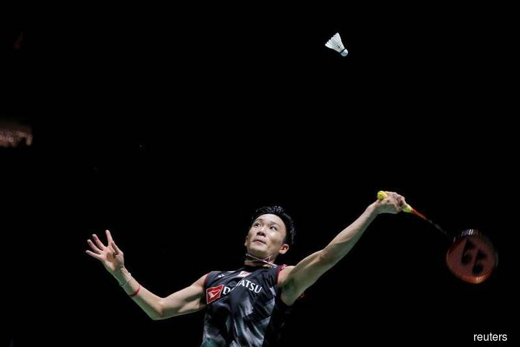 Badminton world number one Momota discharged from hospital