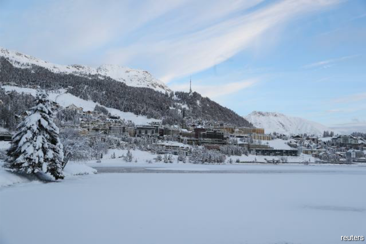 St Moritz ski areas remain open, as well, following the variant outbreak.