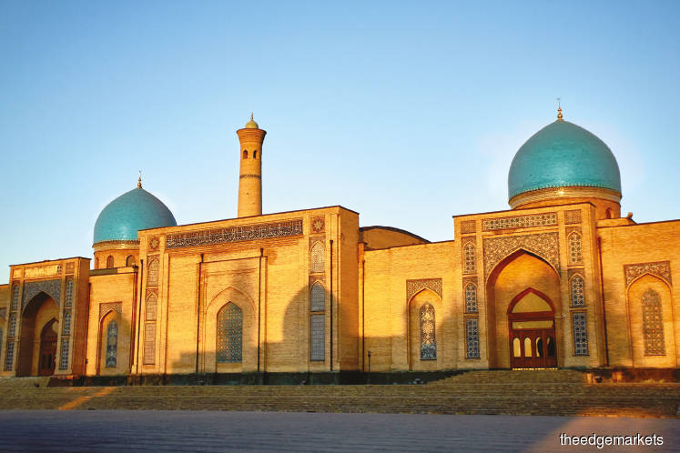 Investing Idea: Opportunities in rising frontier market Uzbekistan