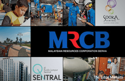 MRCB plans private placement to raise up to RM612m