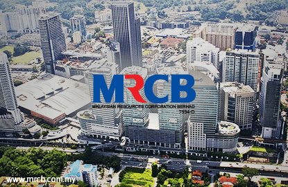 MRCB inches into the black in 4Q with RM26.8m profit