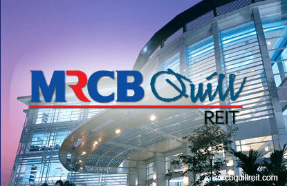 MRCB-Quill REIT reports 76% on-year 3Q profit rise