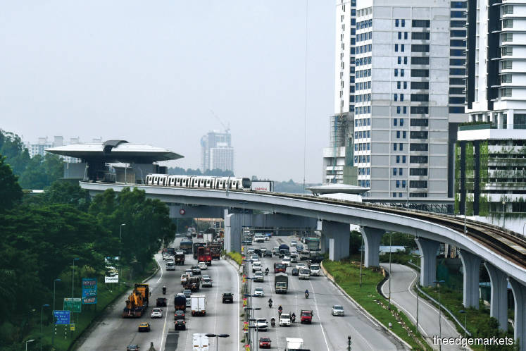 Developments close to LRT and MRT stations still a draw