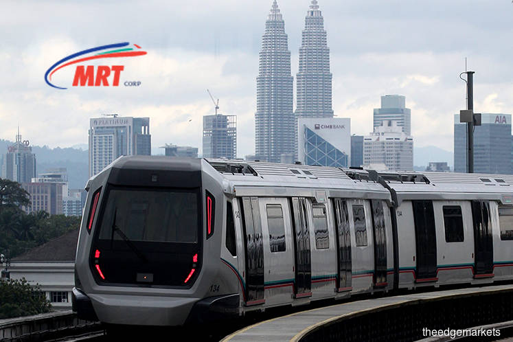 MRT2 close to 30% completion, MRT Corp says