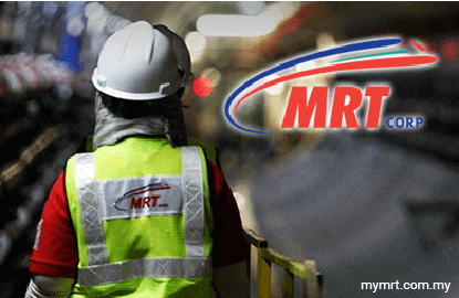 Three MRT2 work packages worth RM1.38b awarded, says MRT Corp
