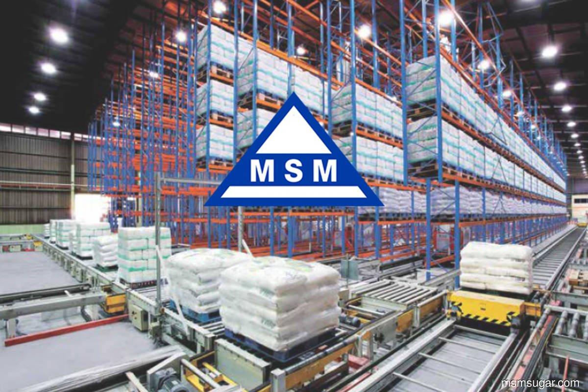 MSM股东批准1.75亿售MSM Perlis予FGV子公司