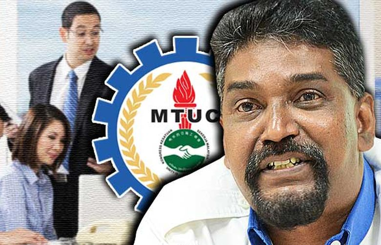 MTUC president's statement a 'clear indication of BN interference' in union body, says Solomon