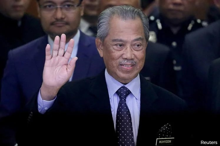 PM Muhyiddin pays tribute to RMAF personnel
