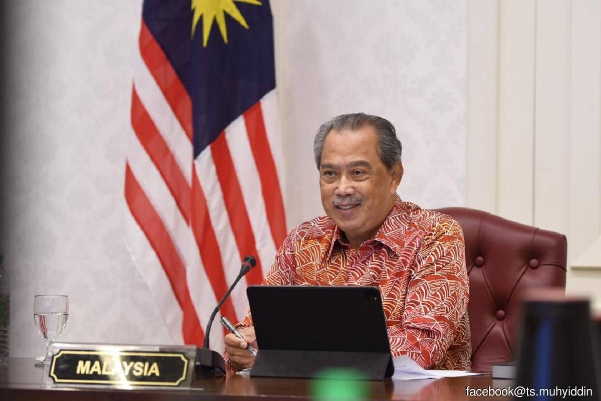 AG: No clear facts to show Muhyiddin has lost confidence of majority of MPs