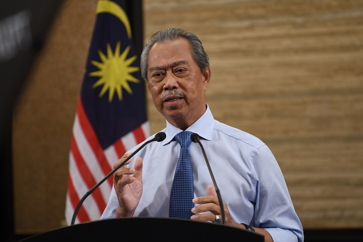 Muhyiddin says he needs to leave CMCO area to discharge his duty