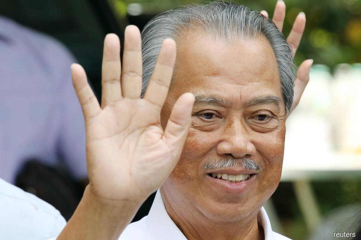 Malaysia on China's Covid-19 vaccine priority recipient list, says Muhyiddin