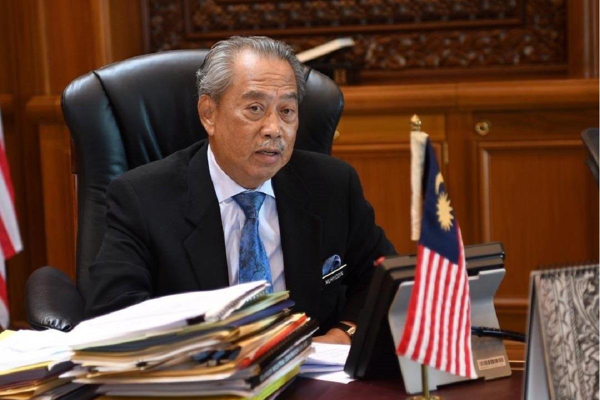Muhyiddin secures injunction against Umno's Puad Zarkashi