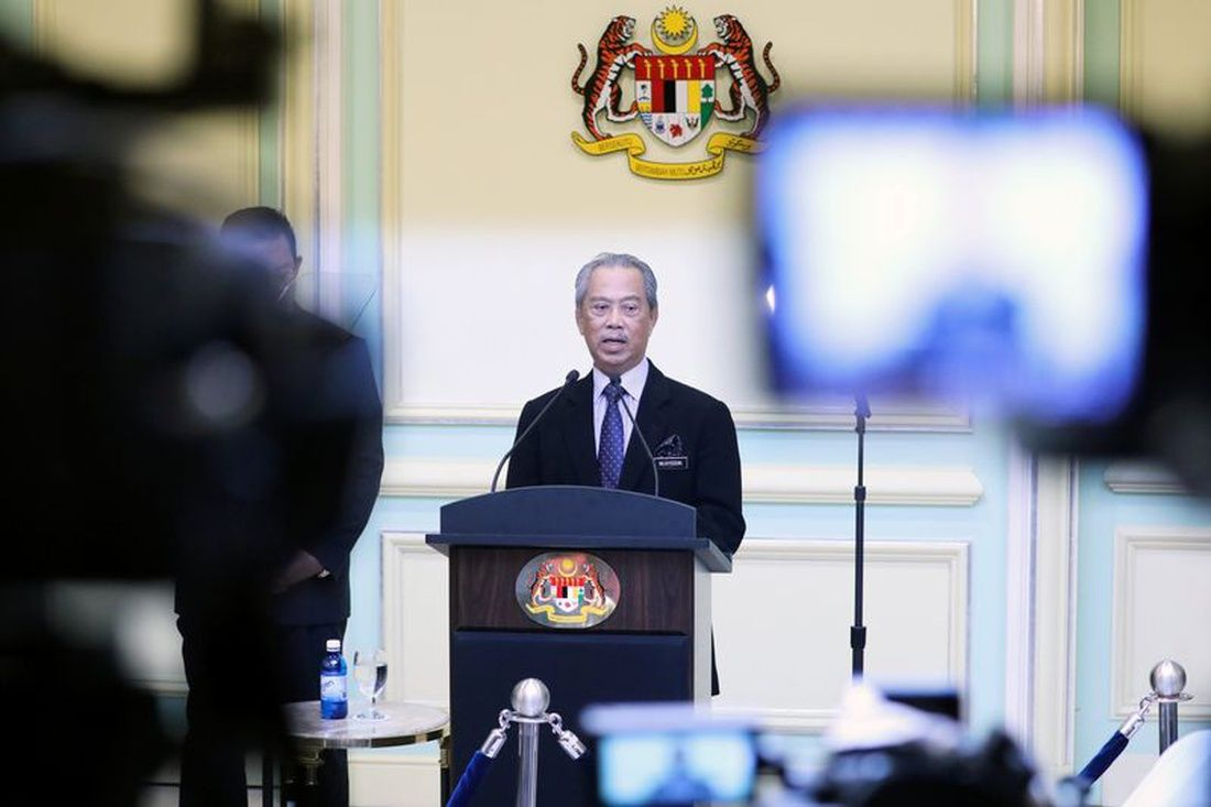 PM Muhyiddin dismisses speculation he is in Singapore for treatment