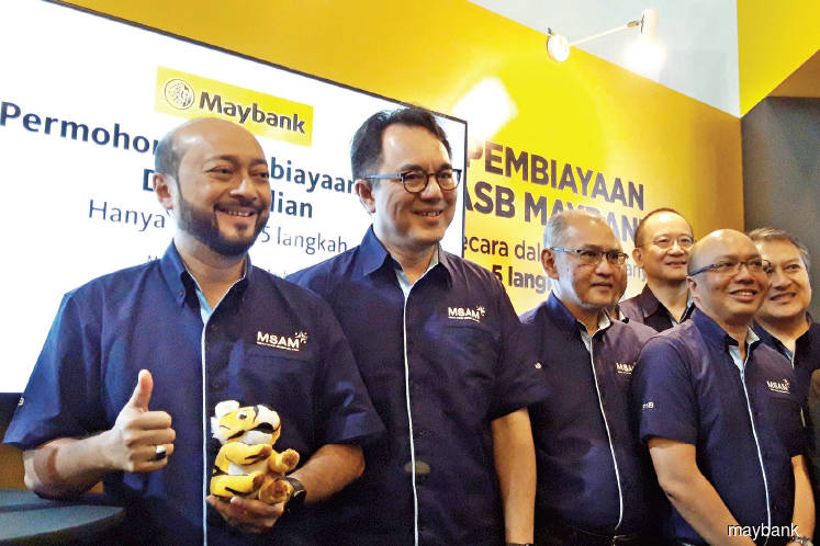 Maybank eyes over RM120m ASB investments