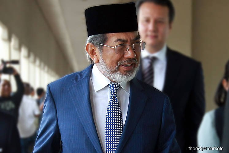 Musa Aman's High Court trial set for June, July 2020