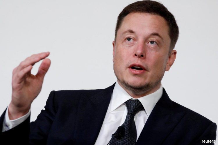 Elon Musk (Photo by Reuters)