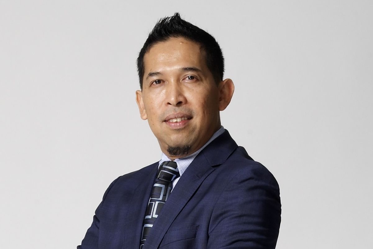 KPower group managing director Mustakim Mat Nun