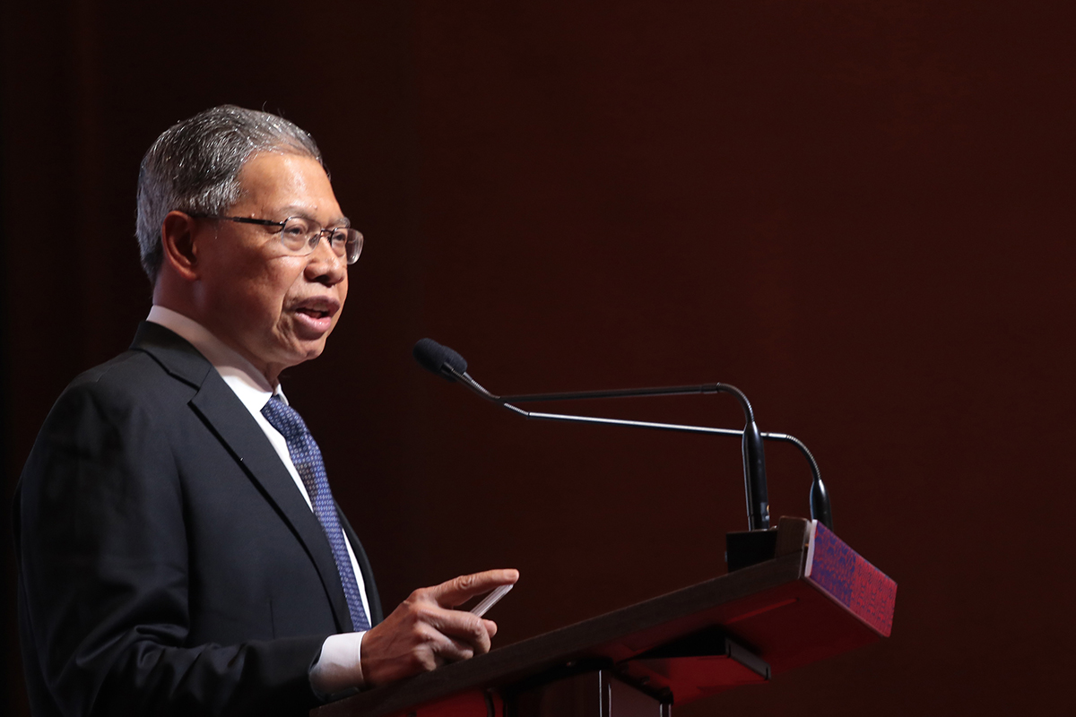 Malaysia's economic recovery strengthening — Mustapa