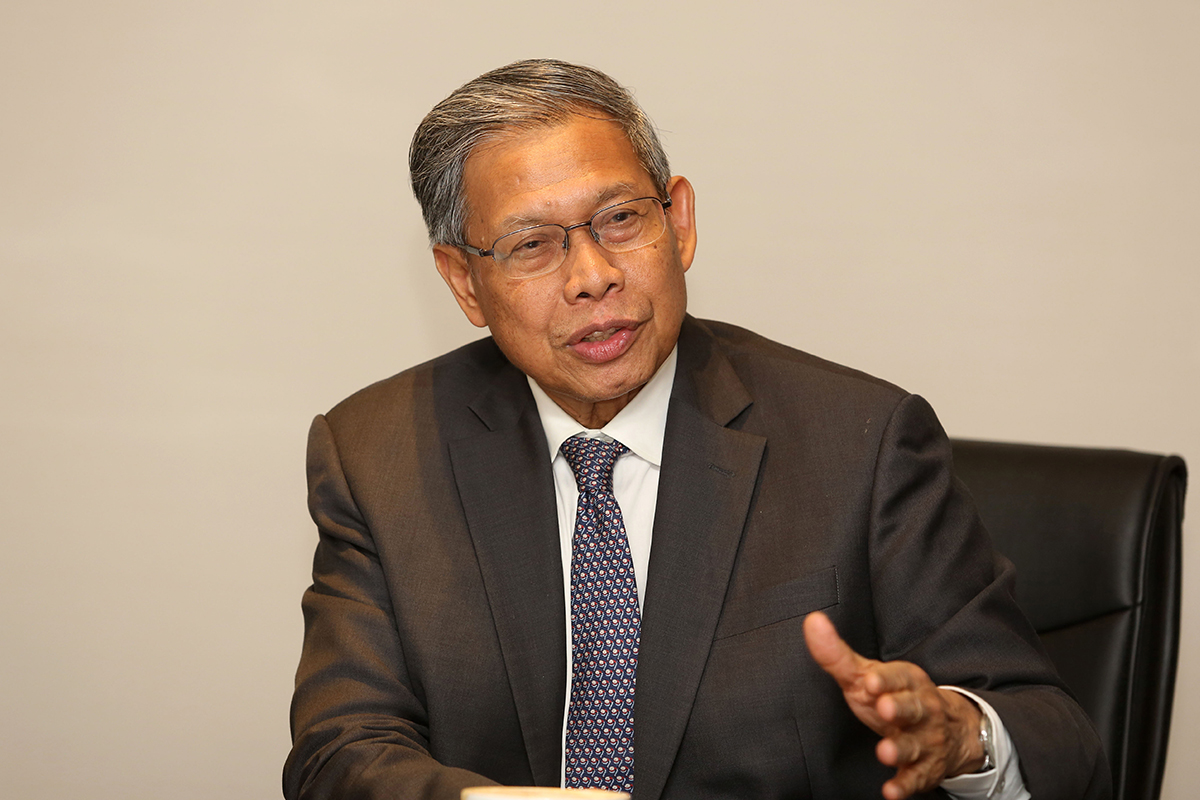 Covid-19 forced govt to go back to drawing board on 12MP, says Mustapa