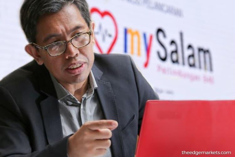mySalam plugs protection gap but lacks clarity — Galen Centre