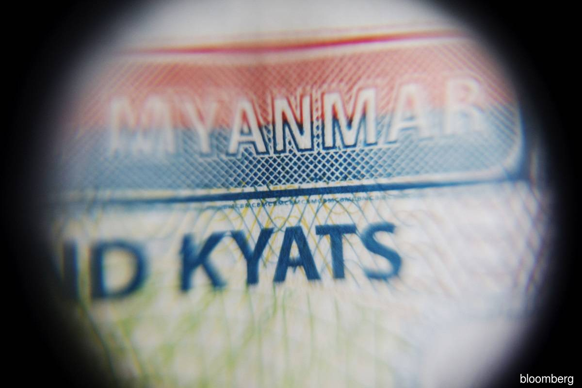 Myanmar central bank sees currency stabilising on new measures