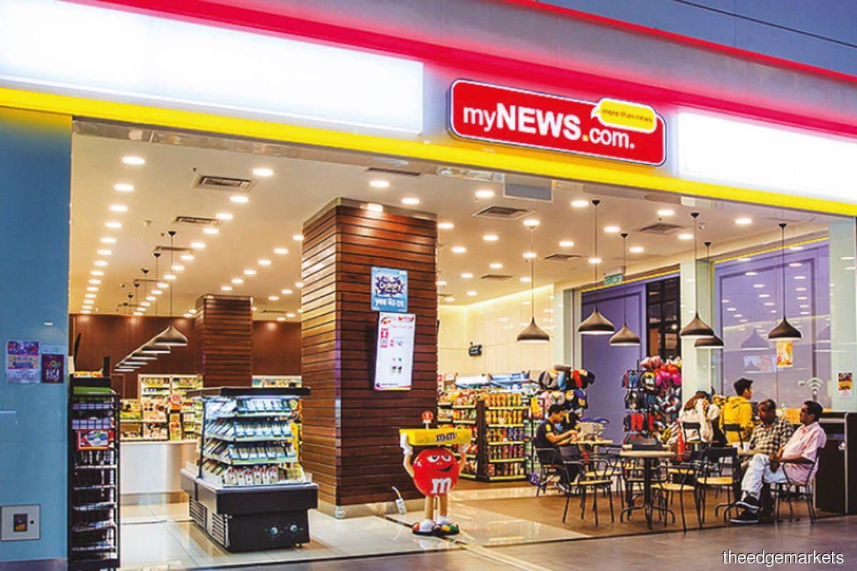MyNews' South Korean CU store venture a long-term positive, says Maybank IB