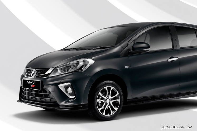 Perodua Myvi wins entry-level segment at Malaysia Car of the Year Awards
