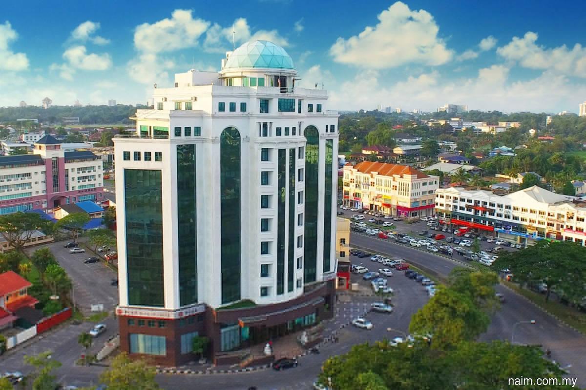 Naim selling land to Sarawak Economic Development Corp for RM340m